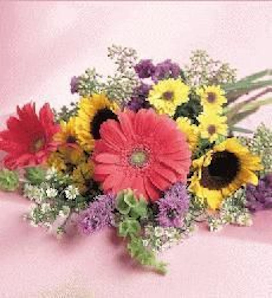 Spring mix best value spring mixed flowers designed to fit your flower arrangement mightylinksfo